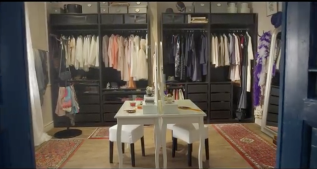 IKEA Katalogen –Closet