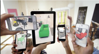 IKEA Katalog App – Create your Space